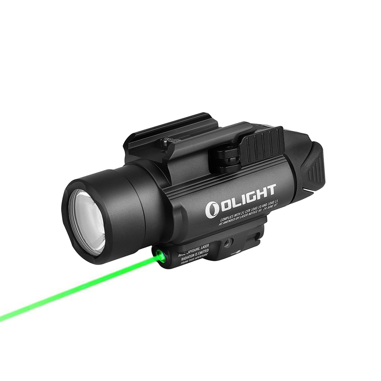 OLight BALDR PRO (Green Laser) - (NOT rechargeable)