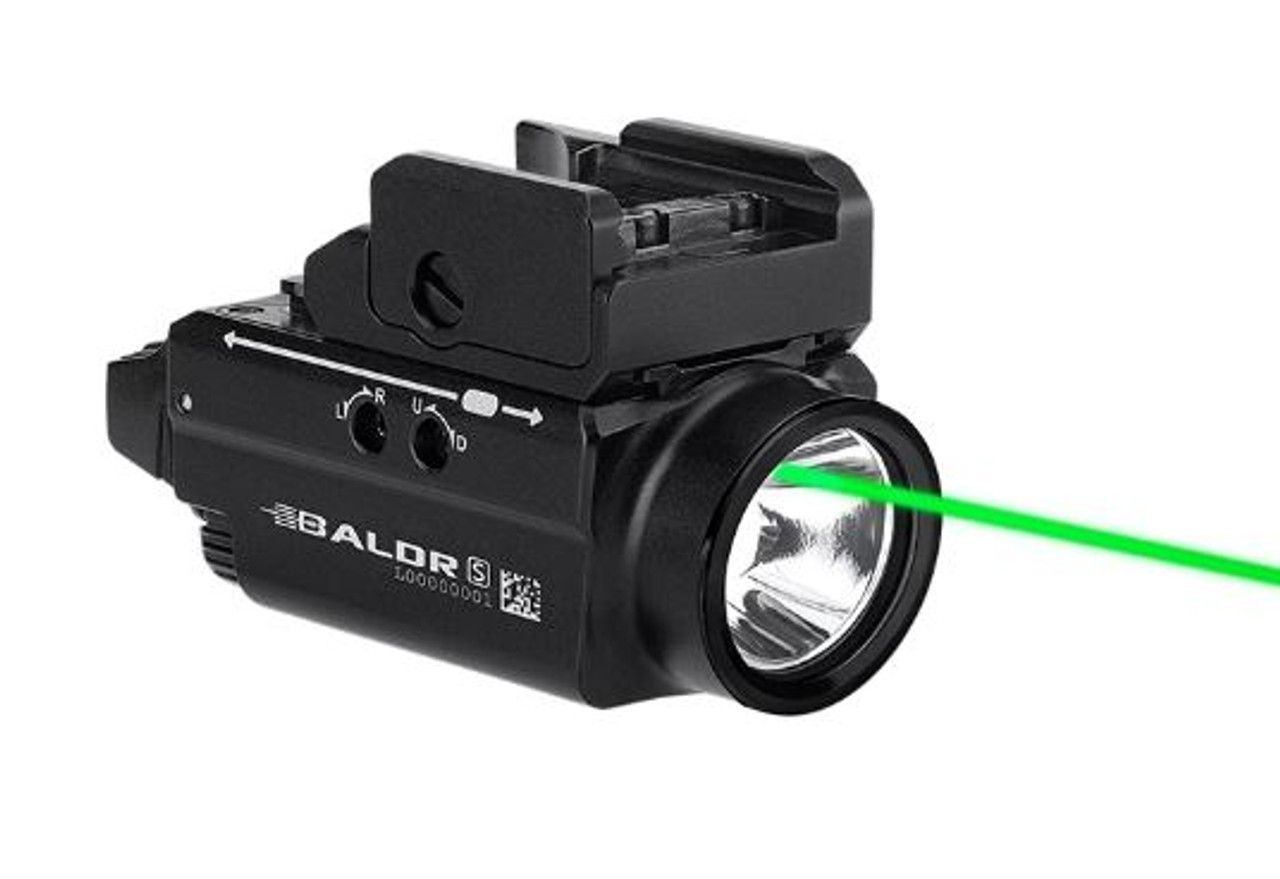 OLight BALDR S - (rechargeable)