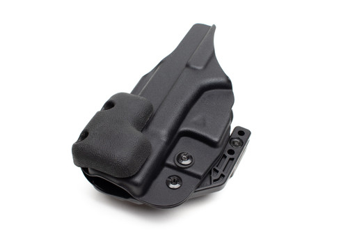 Rubber wedge is not standard, but can be added as an option.