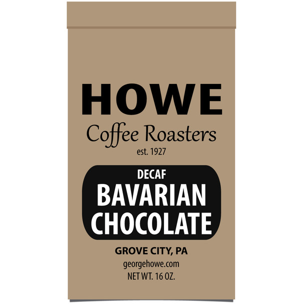 Decaf Bavarian Chocolate 1 lb. bag