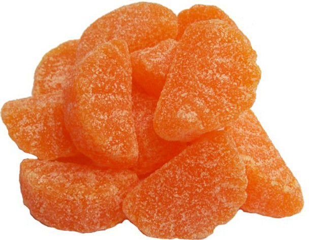 Orange Slices 30 lb. case