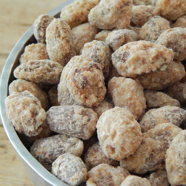 Cinnamon Almonds 1 lb. bag
