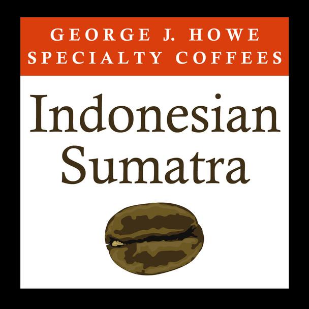 Indonesian Sumatra 12 oz. bag