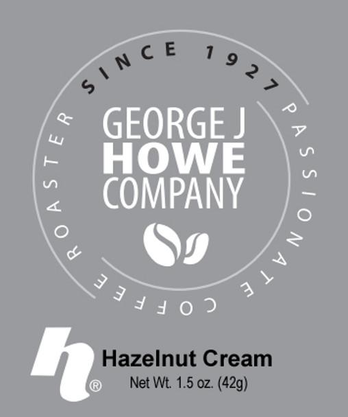 Hazelnut Cream 1.5 oz. packs