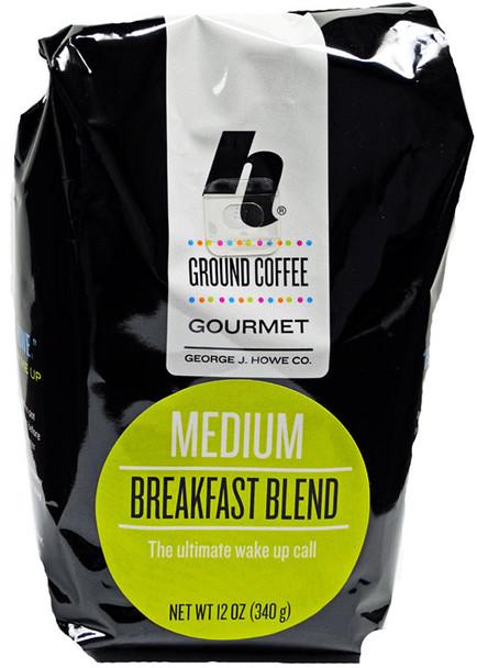 Breakfast Blend 12 oz. bag
