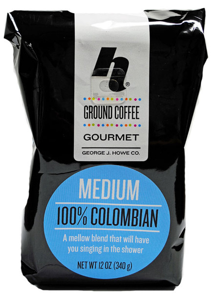 100% Colombian 12 oz. bag