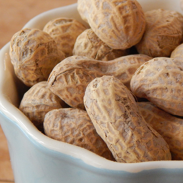 Roasted Peanuts in the Shell (Unsalted) 1 lb.