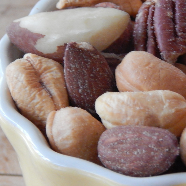 Fancy Mixed Nuts (Unsalted)