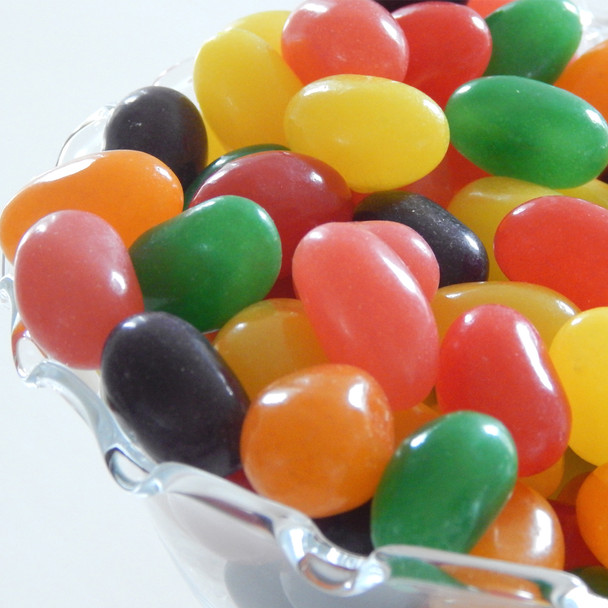 Jumbo Fruit Jelly Beans 30 lb. case