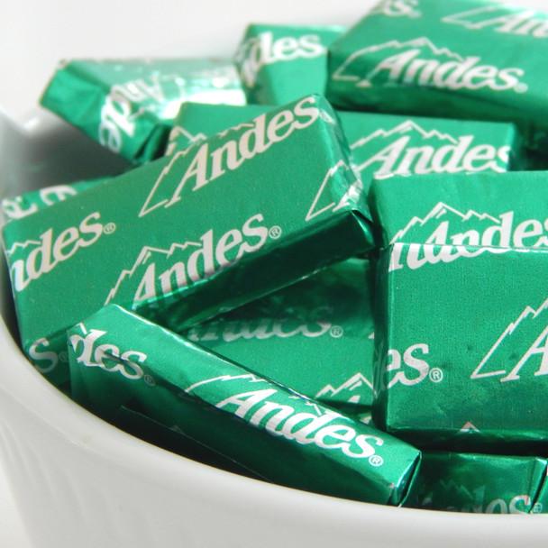 Andes Crème de Menthe 10 lb. case