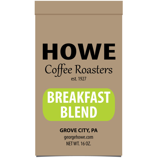 Breakfast Blend 1 lb. bag