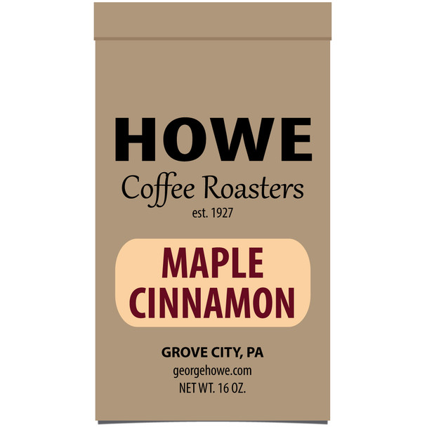 Maple Cinnamon 1 lb. bag