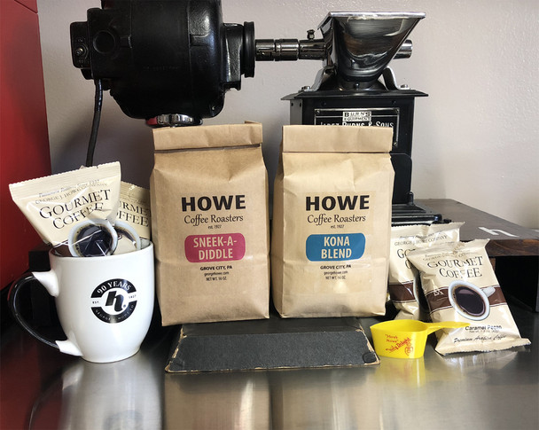 Howe 12-Month Coffee Subscription
