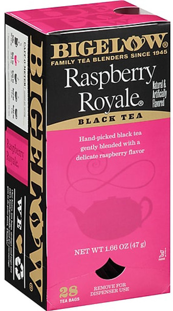 Bigelow Raspberry Royale 28 count