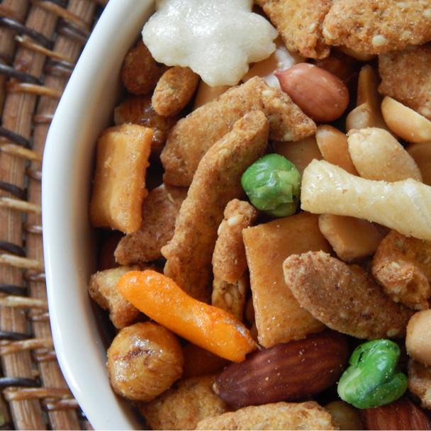Oriental Snack Mix 2 lb. bag