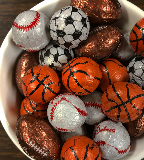 Sports Balls 10 oz. Bag