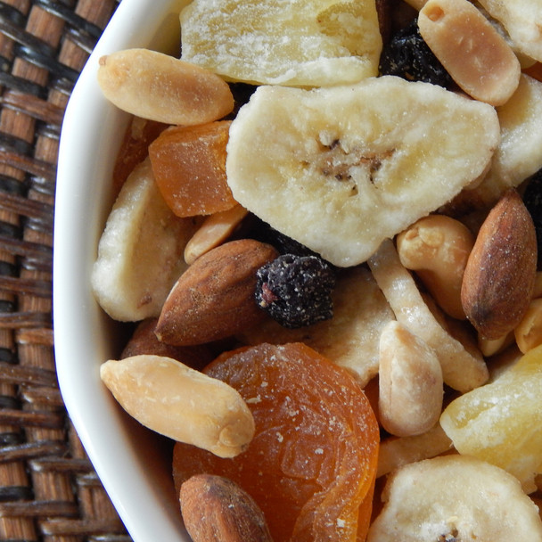 Tropical Fruit and Nut Mix