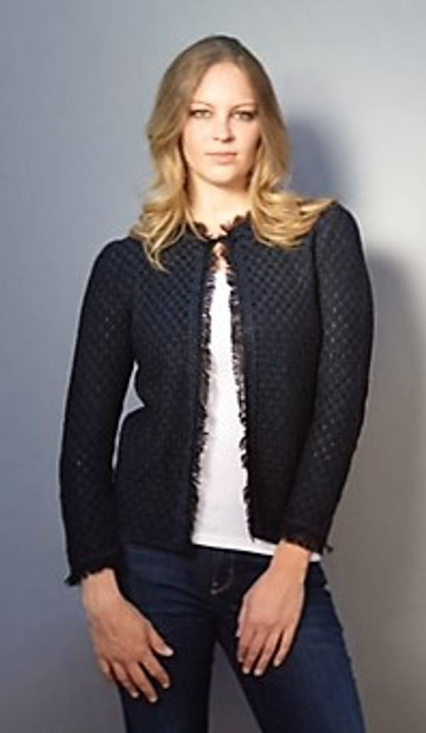 Elegant Sweater with Top Hook Enclosure (Available in 3 Colors)