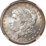 NGC 1879-CC MS-65 Morgan Dollar