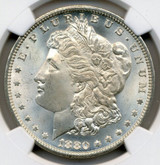 NGC 1880/79 MS-67 TOP-100 VAM-4 REV of 78 Morgan Dollar