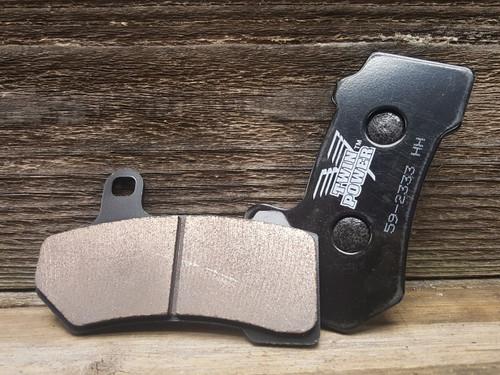 X-Stop Sintered Brake Pads Twin Power HD6009-CU7