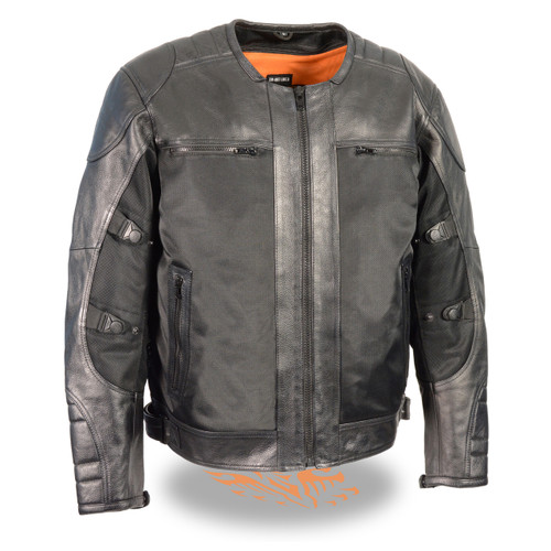 2fb135230 Mens Leather Biker Jacket & Motorcycle Riding Jackets For Men