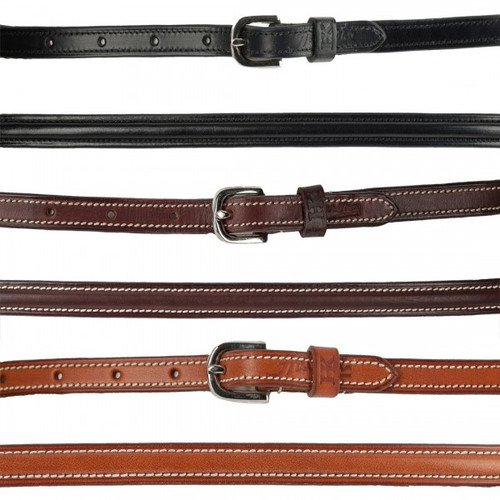 Harmohn Kraft Plain Raised Belt- 5/8 Inch Wide