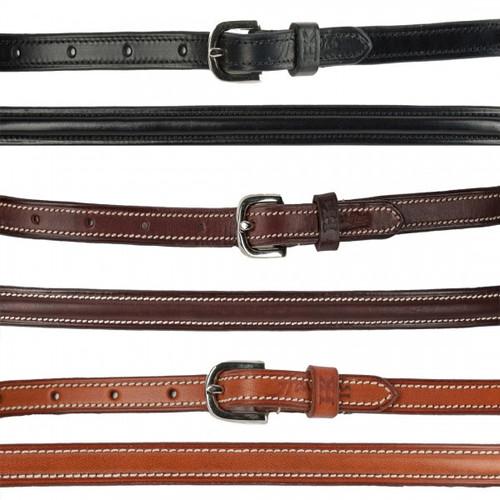 Harmohn Kraft Plain Raised Belt- 3/4 Inch Wide