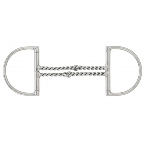Centaur® Stainless Steel Curved Double Twisted Wire Hunter Dee