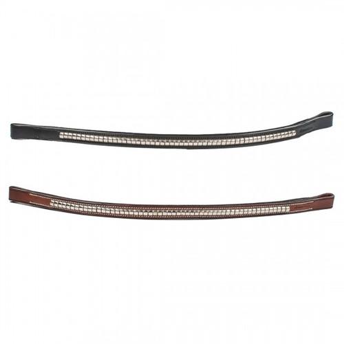 HK Americana Nickel Clincher Browband