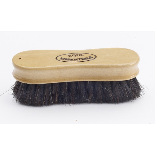Wood Back Face Brush with Horse Hair