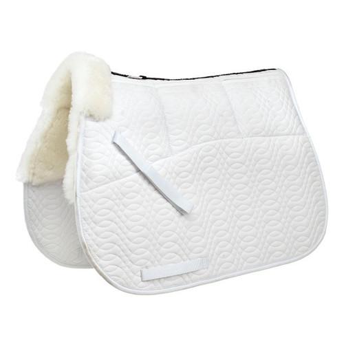 Ovation® Europa™ Square Sheepskin Close Contact Pad- 6-Shim