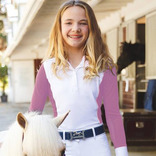 Romfh® Child's Signature Magnet Show Shirt- Long Sleeve