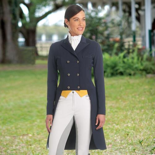 Romfh® Silk Shell Bling Dressage Shadbelly