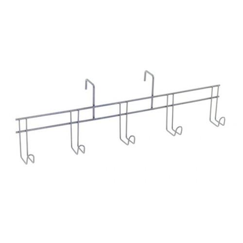 Wire 5-Hook Bridle Rack
