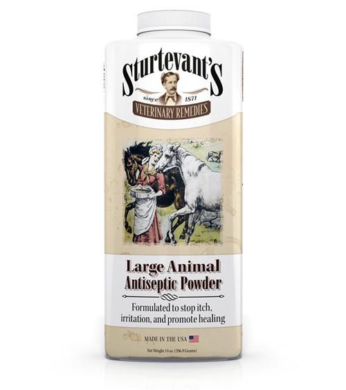 Sturtevant's Veterinary Antiseptic Powder 14 oz.