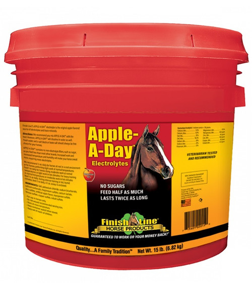 Finish Line® Apple - A - Day™ -  15 lb