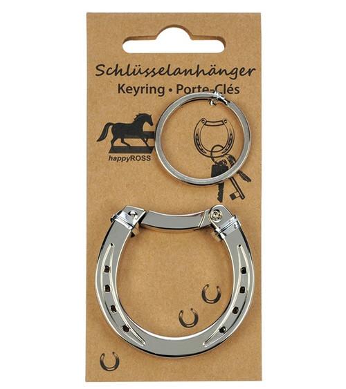 Horseshoe Carabiner Key Chain