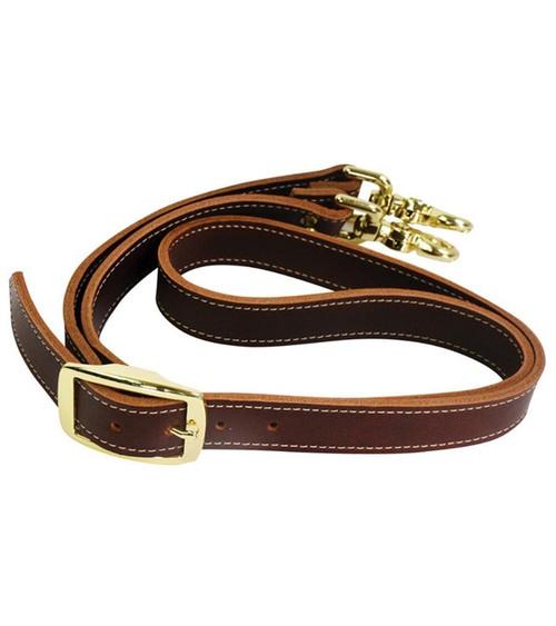 5/A Baker® Leather Adjustable Strap for #7052 Duffle Bag