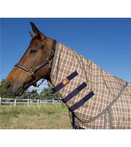 5/A Baker® Extreme Neck Cover 200 Gram for Turnout Blanket