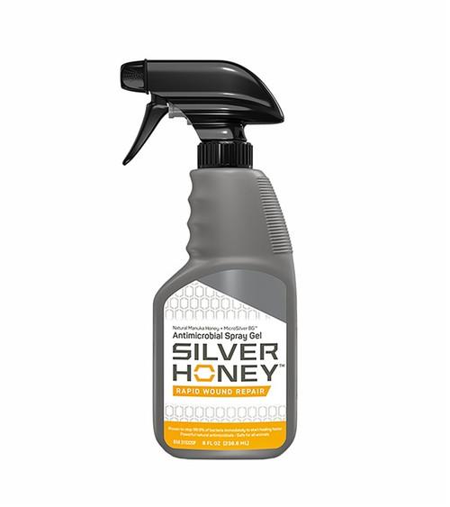 Silver Honey® Rapid Wound Repair Spray Gel 8 oz.