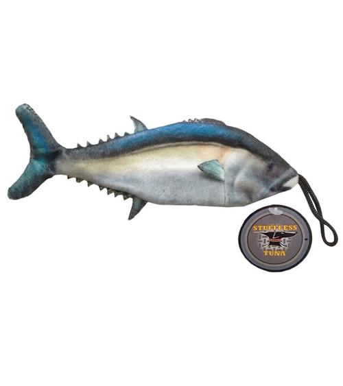 Iron Cat Tuna with Catnip Pouch