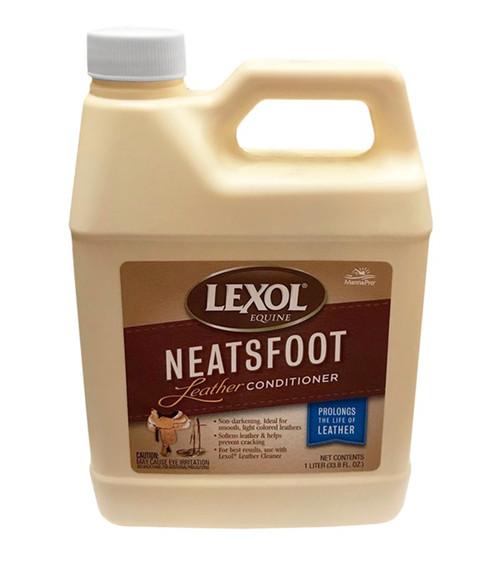 Lexol® NF Neatsfoot Leather Dressing 1 liter
