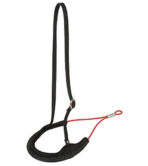 """Cable Bosal with 3/16"""" Steel Cable"""