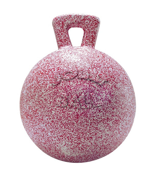 """Jolly Ball™ with Handle Peppermint Scented 10"""""""