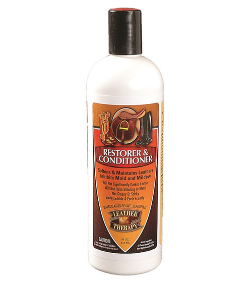 Leather Therapy® Restorer & Conditioner 16 oz.