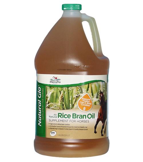 Natural Glo® Rice Bran Oil Gallon