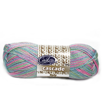 Cast On Cascade 8ply Fairy Floss - 10 pack | Prices Plus