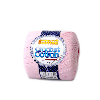 Crochet Cotton Ballet 50g - Pack of 10 | Prices Plus