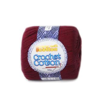 Crochet Cotton Shiraz 50g - 10 Pack | Prices Plus